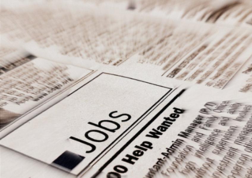 Jobs opportunity