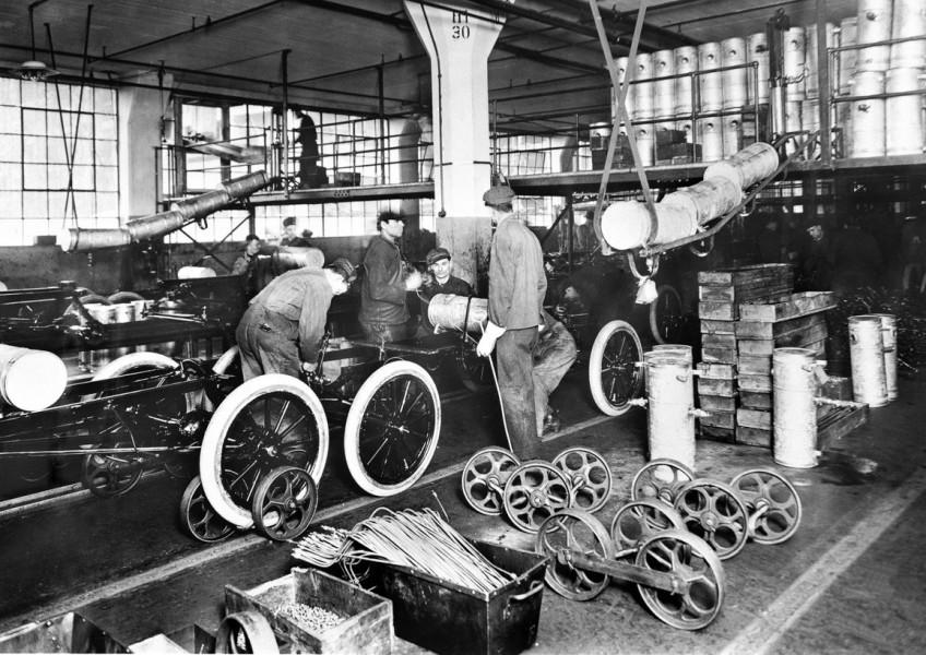 Le Aziende di produzione vogliono diventare snelle?