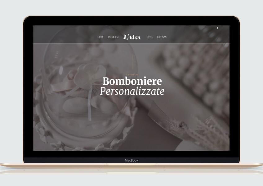 Realizzazione sito web professionale