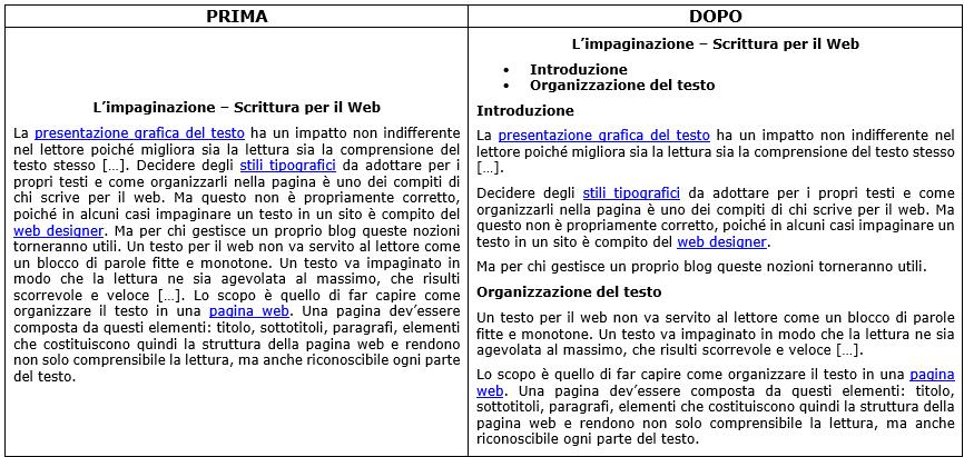 Comunicazione web