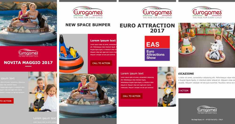 piano di marketing strategico newsletter eurogames