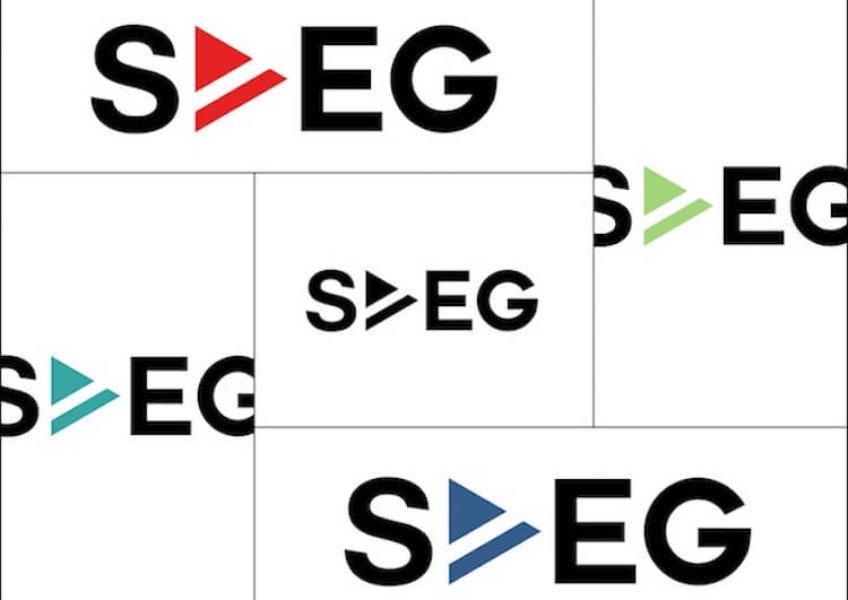 Creazione Logo Aziendale SAEG srl 2 bis
