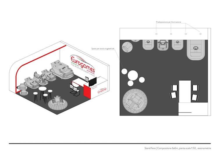 ADC Marketing e Comunicazione crea la nuova identità visiva fieristica per Eurogames.