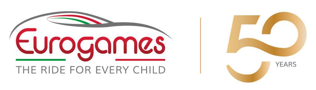 ADC crea logo e immagine coordinata celebrativa per festeggiare i 50 anni di attività di Eurogames
