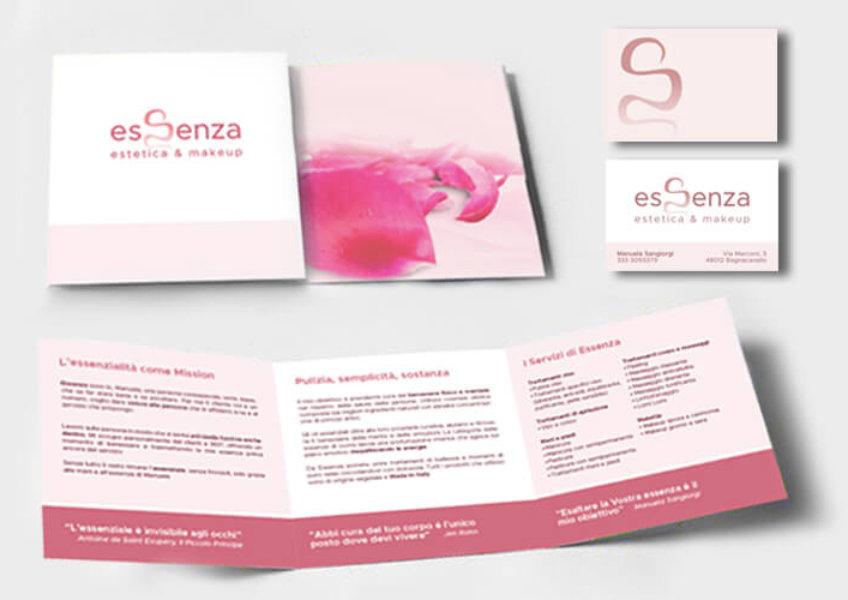 Essenza Brochure Aziendale