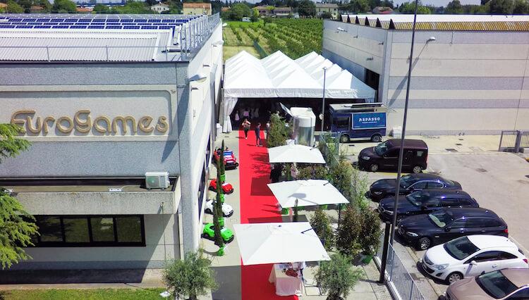 ADC cura l'organizzazione dell'evento celebrativo per i 50 anni di attività di Eurogames