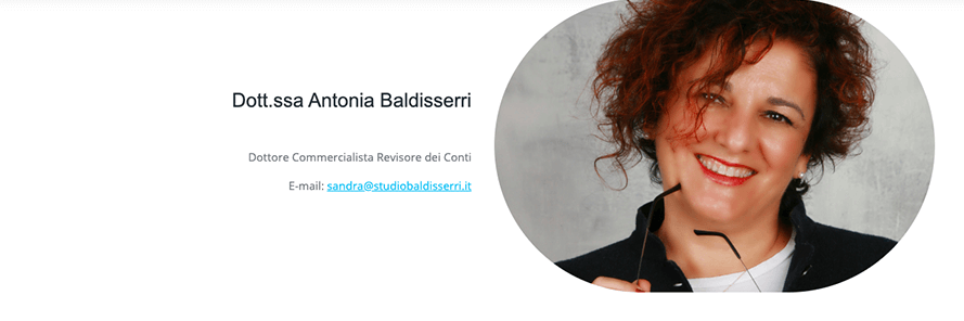 Sito Antonia Baldisserri