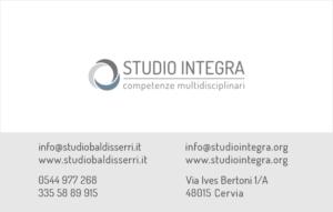 Biglietto da visita Antonia Baldisserri