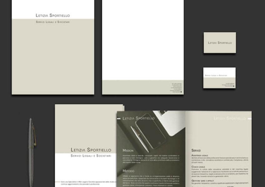 Corporate Personal Branding Letizia Sportiello